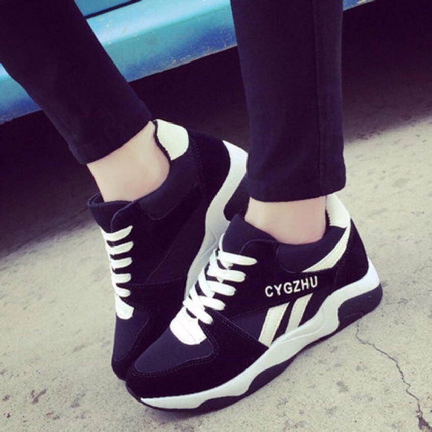 Street Chic Women Sneaker Canvas Shoes Low-cut Shoes Sports Shoes Sports Sneaker Casual  ...
