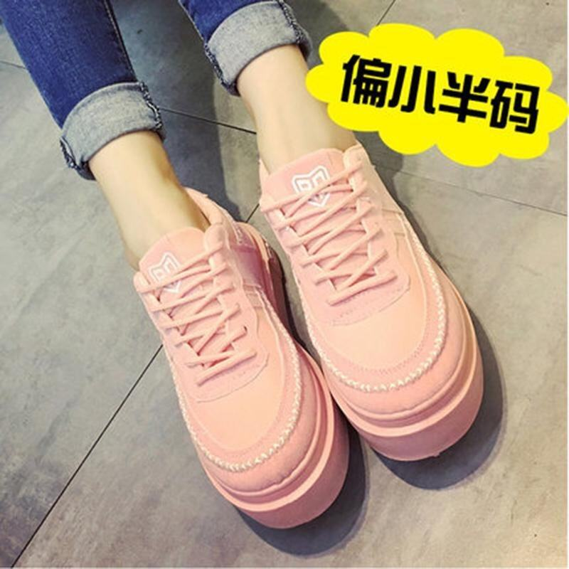 TeoChew Mall Street Chic Women Sneaker Canvas Shoes Low-cut Shoes Sports Shoes Sports Sn ...