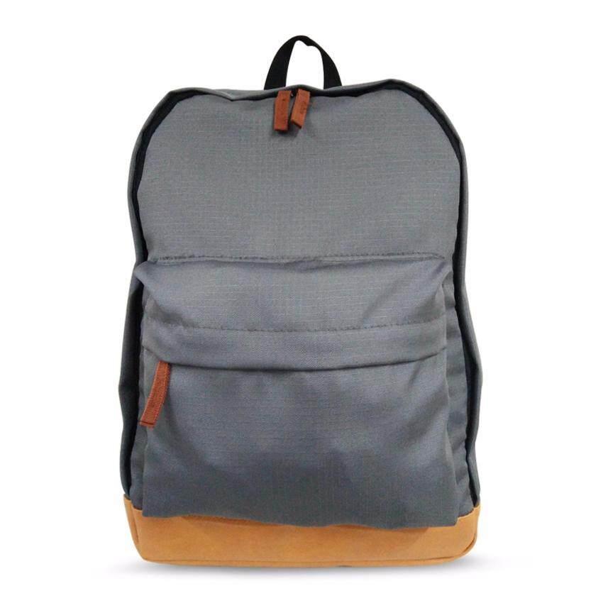 Tesco เทสโก้ กระเป๋าเป้ขนาดกลาง - สีเทาเข้ม