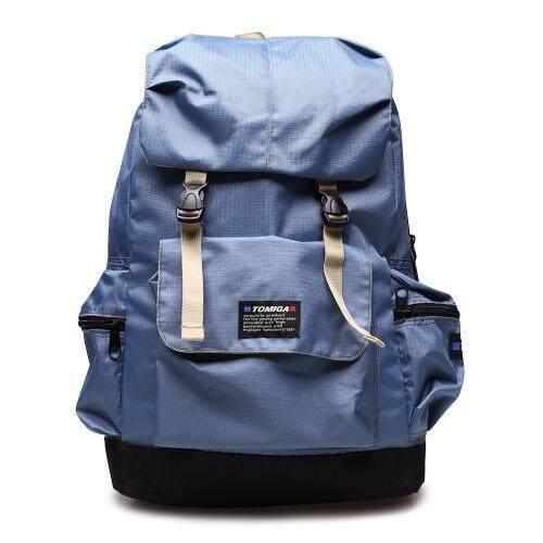 TOMIGA กระเป๋าเป้สะพายหลัง Notebook iPad Backpack TG 1822 Blue