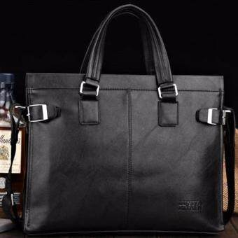 Trusty กระเป๋าเอกสาร กระเป๋าโน๊ตบุ๊ค LUYIVARIYAEN 156ZX - สีดำ