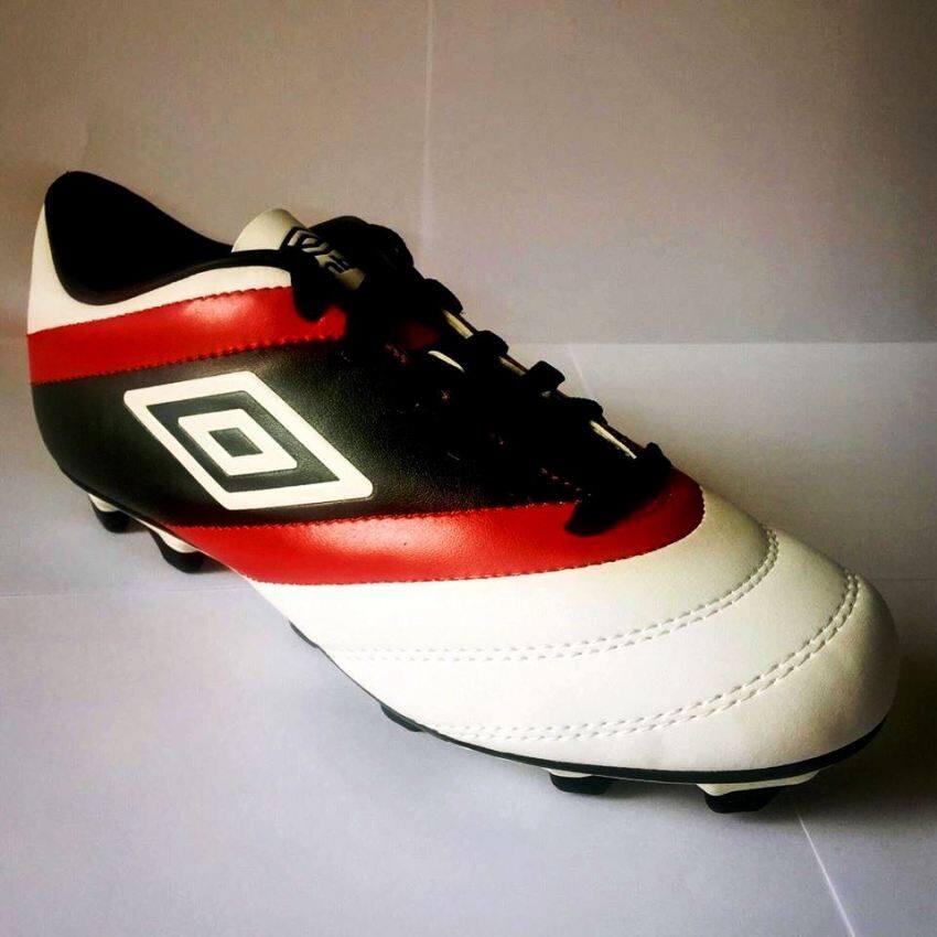 สุดยอด umbro รองเท้าสตั๊ด รุ่น extremis 2 fg-A รุ่นพื้นฐาน (สีขาว) ซื้อเลย