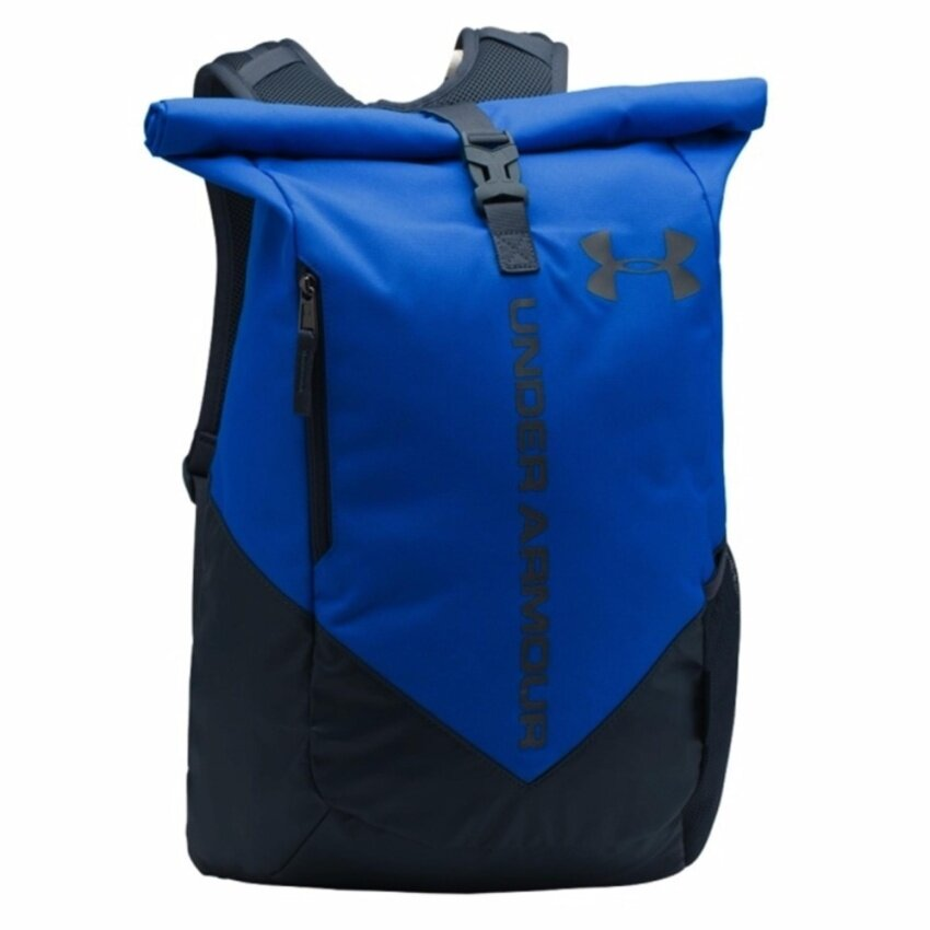 Under amour กระเป๋าสะพายหลัง UA Storm Roll Trance Sackpack 29L 1261953-789 (Blue Maker)