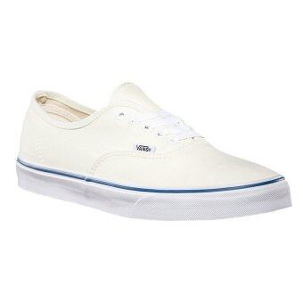 VANS รองเท้าผ้าใบ AUTHENTIC - VN000EE3WHT (WHITE)