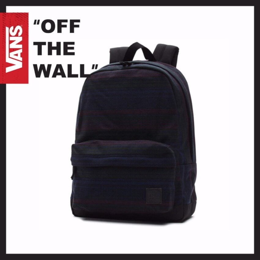 Vans กระเป๋าเป้ DEANA BACKPACK BLUE ECLIPSE