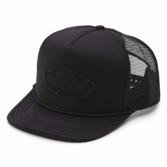 Vans หมวก M Cap Classic Patch Trucker VN000H2VBLK BK (850)