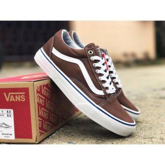 c2bf4430e13e ใหม่ นำเสนอ VANS Old Skool - Chestnut