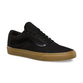 Vans Sneakers Old Skool - Canvas Gum (Black/Light Gum)