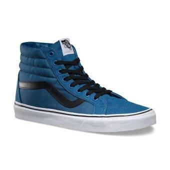 Vans Sneakers SK8-HI REISSUE - CANVAS (NAVY/BLACK)