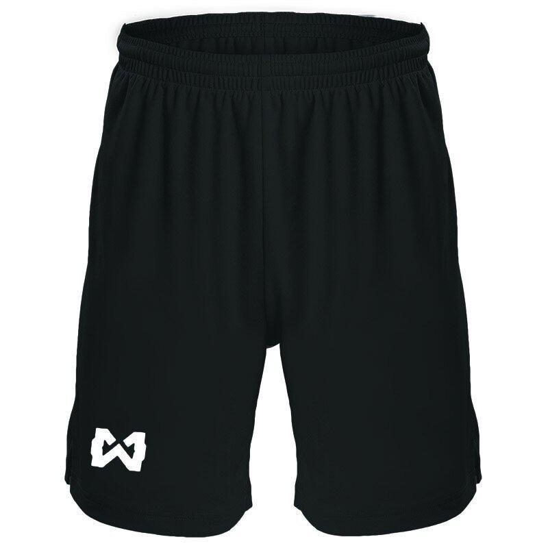 WARRIX SPORT กางเกงฟุตบอลเบสิค WP-1504 สีดำ