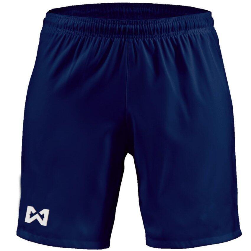 WARRIX SPORT กางเกงฟุตบอลเบสิค WP-1505 สีกรมท่า ...