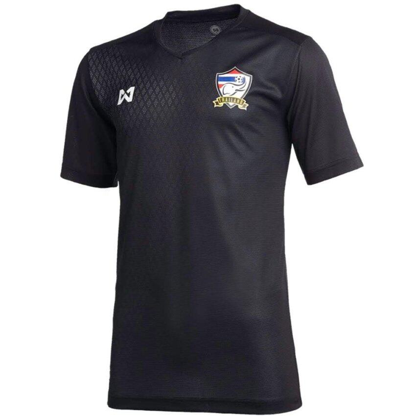 Warrix เสื้อเชียร์ฟุตบอล ทีมชาติไทย Thai National Football Jersey รุ่น WA-17FT53M-AA