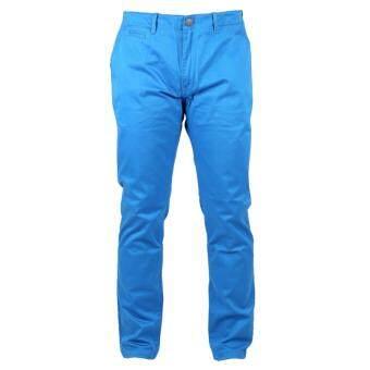 Wrangler กางเกงยีนส์ขายาว รุ่น WR W14LB73 BLUE