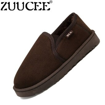 ZUUCEE Women Winter Snow Boot Casual Outdoor Lovers Shoes(brown) - intl