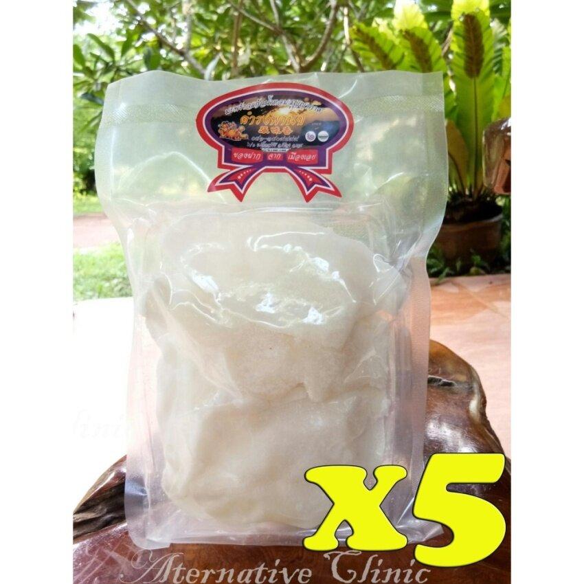 ดำรงพานิช มะพร้าวแก้วน้ำหอมสุญญากาศ ของฝากจากเมืองเลย 150 g.x 5 ถุง Dumrongpanich processed fragrant coconut juice 150 g.x 5 sachets ...