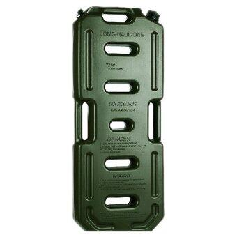 20Liter Jerry can Plastic Fuel Cans Petrol Tank Jerrycan Army Green