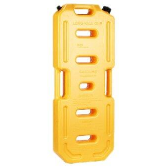 20Liter Jerrycan Plastic Fuel Can Petrol Tank Jerry Cans Yellow