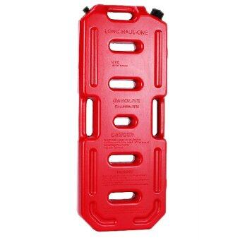 20Liter Jerrycan Plastic Fuel Tank Petrol Can Jerry Cans Red