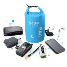 2L Sports Waterproof Dry Bag Backpack Floating Boating Kayaking Camping - intl ถูกกว่าห้าง