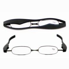 360 Foldable Crush Resistance Presbyopia Reading Glasses