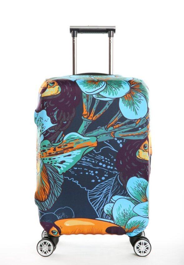กรุสำหรับ 45.72ซมไป 50.8ซมปิดฝากระเป๋าเดินทางกระเป๋าเดินทางฉนวน (เฉพาะปก) ...