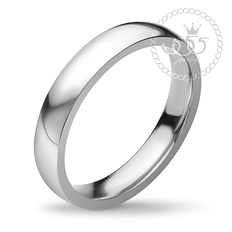 555jewelry Stainless Steel 316L Ring แหวน รุ่น FSR116-A (Steel) ...