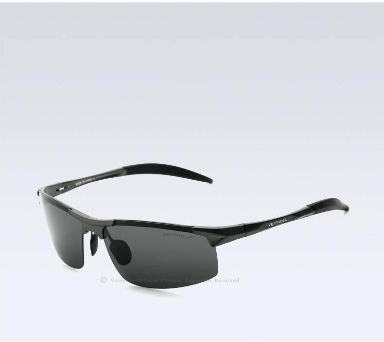 Aluminum Mens Sunglasses Sport Polarized Sun glasses Driving Eyewear Accessories For Men ...