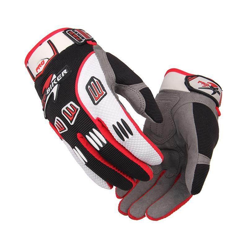 Breathable Motocross Gloves Non Slip Luva Moto Racing Gloves Motorcycle Motocross Wear Gloves - Intl