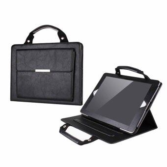 Briefcase, Zipper Carrying Case Cover with Handle Tote Bag Satchel Bag for iPad Air / iPad Air 2 (Intl)