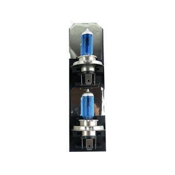 Btech หลอดไฟหน้า H4 XENON 24V 100/90W (6000K) สีฟ้า (คู่)