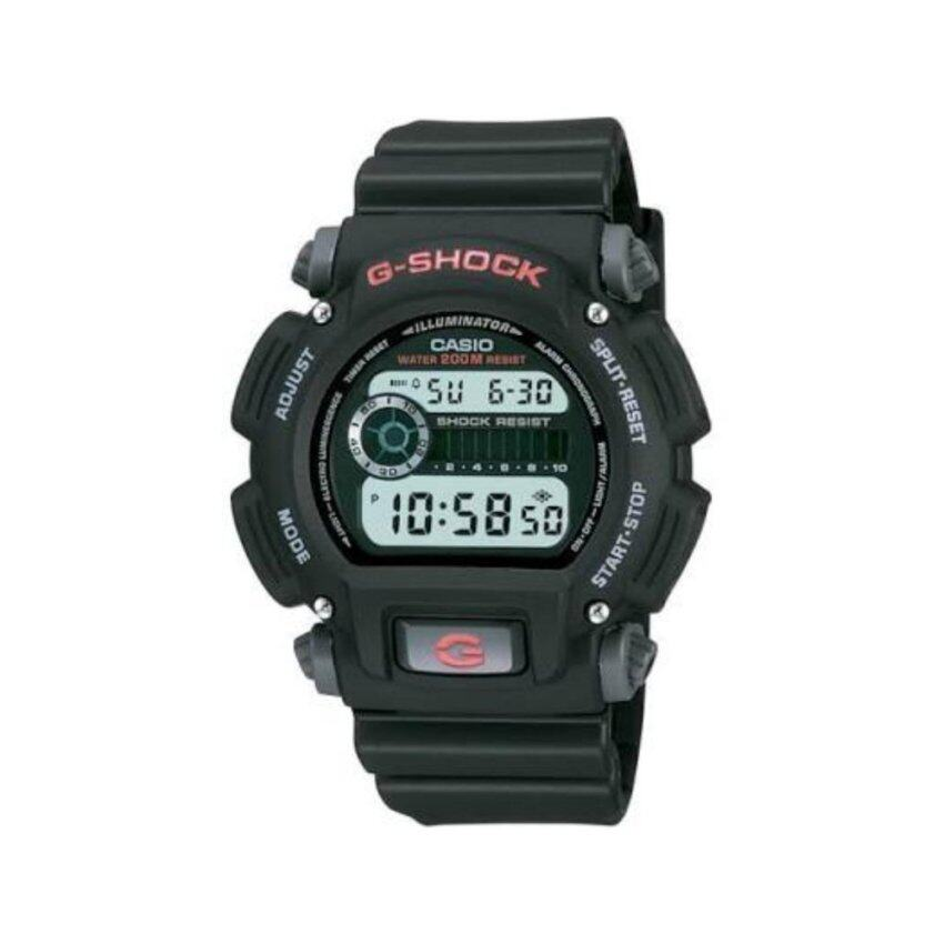 Casio G-Shock รุ่น DW-9052-1VDRCASIO นาฬิกาข้อมือ Blackประกันcmg