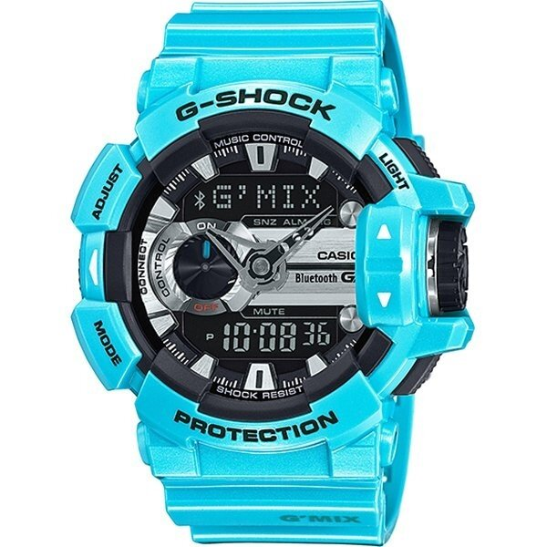 Casio G-Shock G-Mix Bluetooth Watch GBA-400-2C(Not Specified) - Int'L - intl