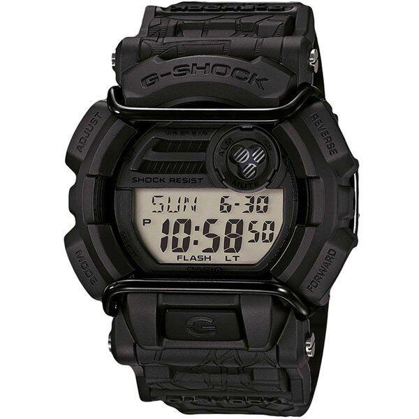 Casio G-Shock นาฬิกาข้อมือชาย สายเรซิ่น รุ่น GD-400HUF-1A - สีดำ