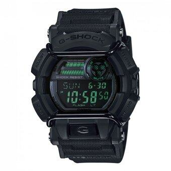 Casio G-Shock Men's Black Resin Strap Watch GD-400MB-1