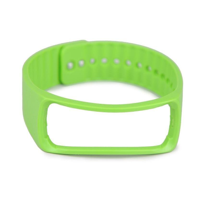 Cestlafit Replacement Watch Wrist Strap Wristband for Samsung Galaxy Gear Fit Green - in ...