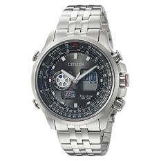 Citizen Eco-Drive Men's JZ1060-76E Promaster Analog-Digital Display Watch (Intl) - Intl image