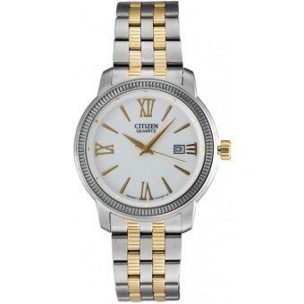 CITIZEN นาฬิกาผู้ชาย Gent BI0984-59 ควอทซ์ สองกษัตริย์