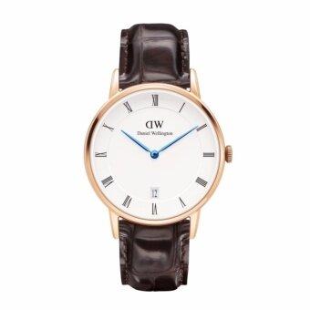 Daniel Wellington Mens Rose gold 1102DW Classic Oxford Analog Quartz Watch - intl