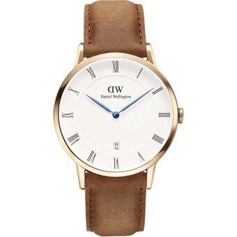 Daniel Wellington Mens Rose gold DW00100115 Classic Oxford Analog Quartz Watch - intl