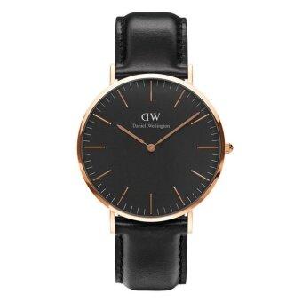 Daniel Wellington Mens Rose gold DW00100127 Classic Oxford Analog Quartz Watch - intl