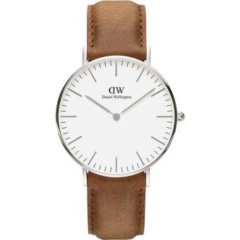 Daniel Wellington Mens Silver DW00100112 Classic Oxford Analog Quartz Watch - intl