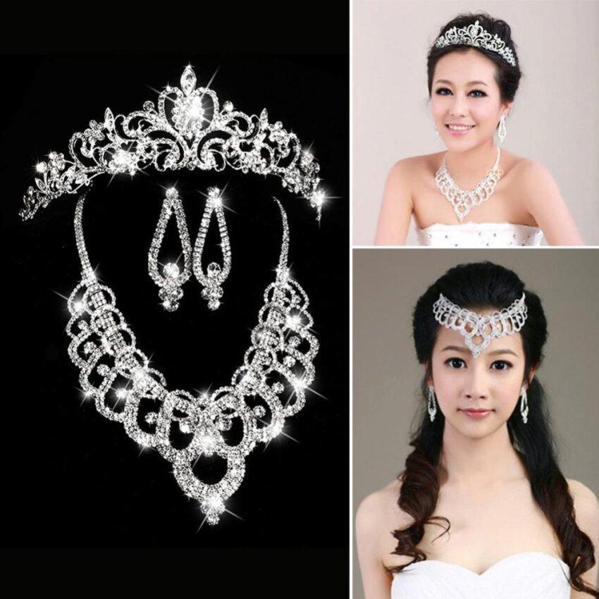 New Source · Eegantuxuriou Diaante Rhinsetone Crown Wedding Party Bride Gift Source Elegant .