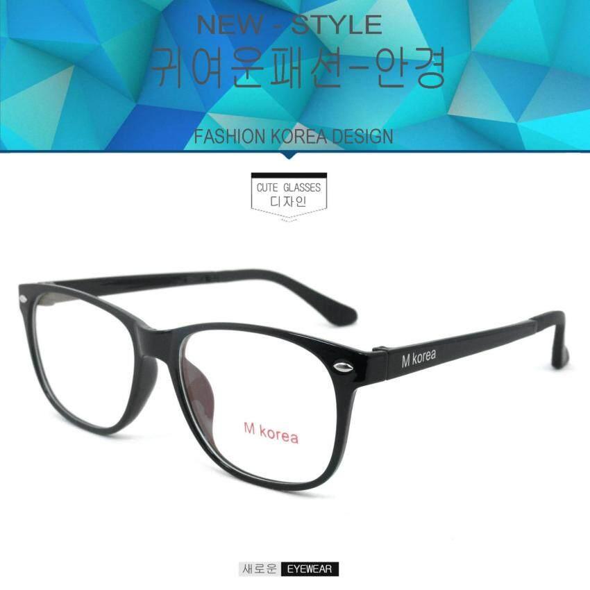 Fashion M Korea แว่นตากรองแสงสีฟ้า ถนอมสายตา (กรองแสงคอม กรองแสงมือถือ) New Optical filt ...