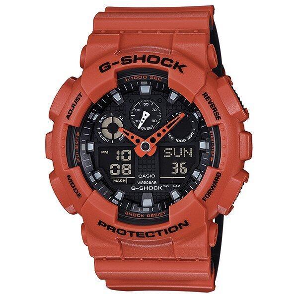 G-Shock ของแท้ ประกันเซ็นทรัล GA-100L-4