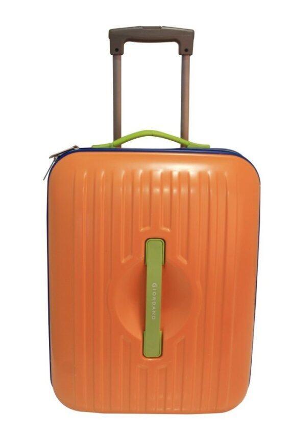 Giordano กระเป๋าเดินทางรุ่น GLH-13401 24 นิ้ว - สีส้ม ...
