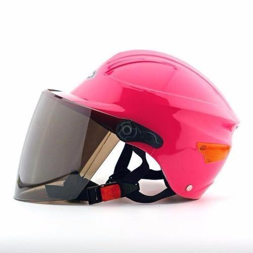 Half Face Motorcycle Summer Helmet - intl
