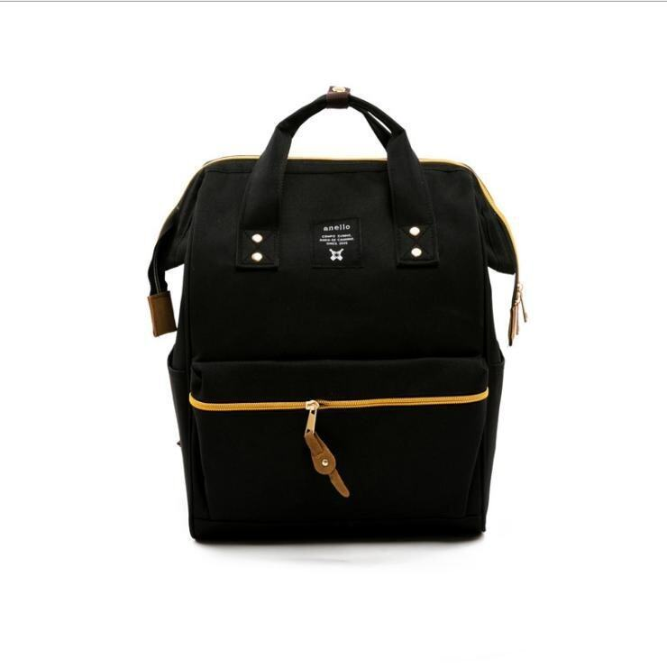 HIGH QUALITY - Fast Delivery OEM Anello Backpack / Travel Bag / School Bag(Ready Stock) - intl ...