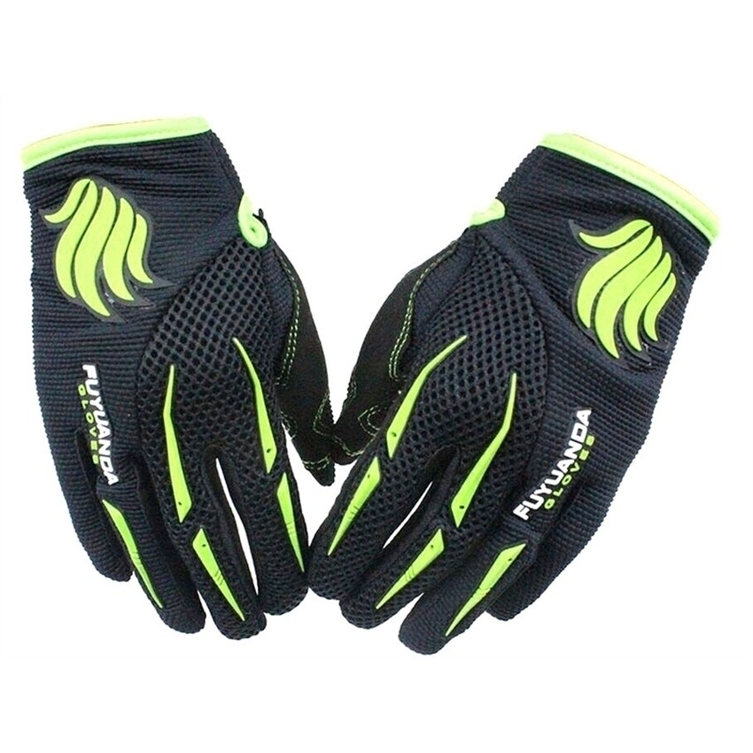 HKS New Edition Outdoor Best Weather Motorcycles Bike Riding Gloves - intl