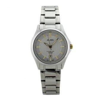 ALBA นาฬิกา AH7F32X Silver