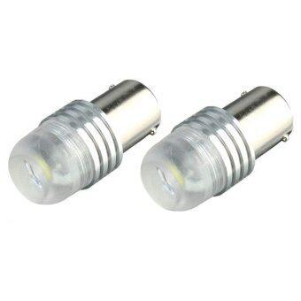 LED หลอดไฟ LED ขั้ว 1156 BA15S แบบเขี้ยว สำหรับไฟเลี้ยว ไฟถอย